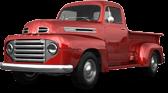 Ford F1 2 Door pickup truck 1949