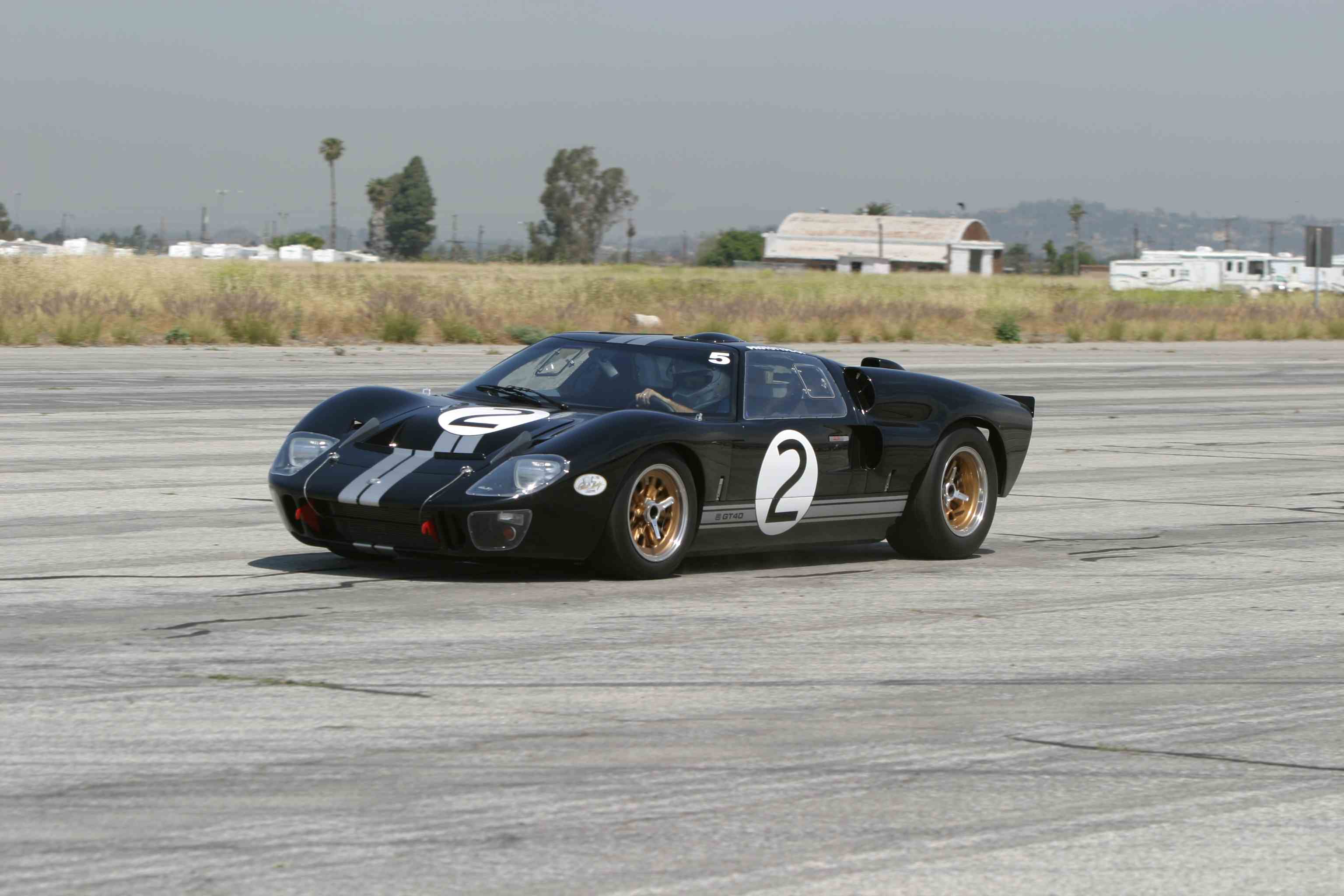 ford gt40 mkii coupe 1966 - 1966 Ford Gt40 Mk2