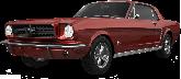 Ford Mustang 2 Door Hardtop 1964