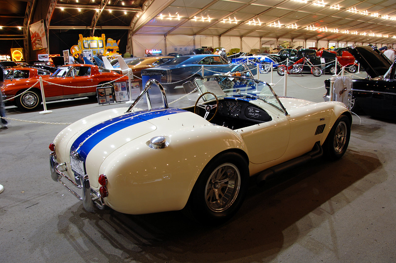 Ford Shelby Cobra Convertible 1961