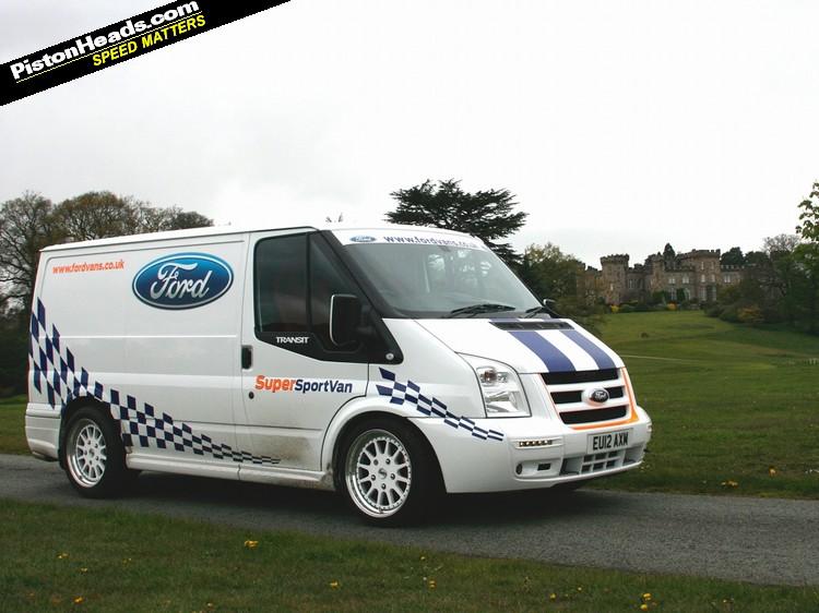 3DTuning of Ford Transit SuperSportVan Van 2011 3DTuning ...