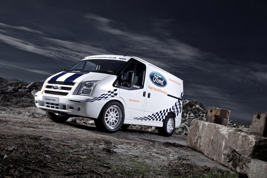 Ford Transit SuperSportVan Van 2011