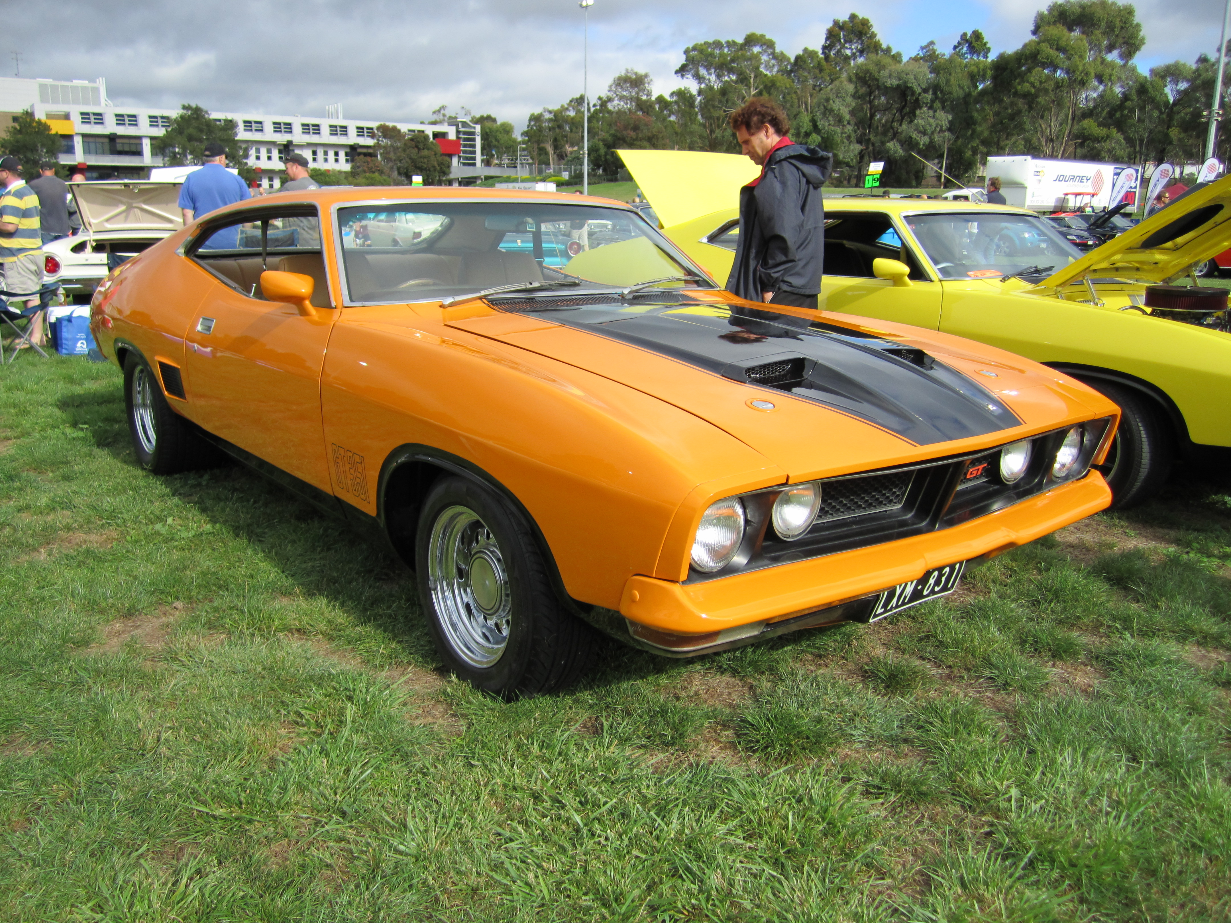 Ford Xb Falcon Gt Coupe