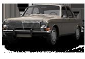 GAZ Volga 24 Sedan 1967
