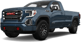 GMC Sierra 1500 Regular Cab 2 Door pickup truck 2020