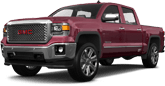 GMC Sierra 4 Door pickup truck 2014