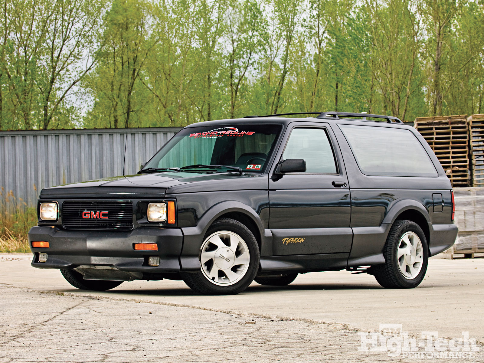 GMC Typhoon SUV 1993