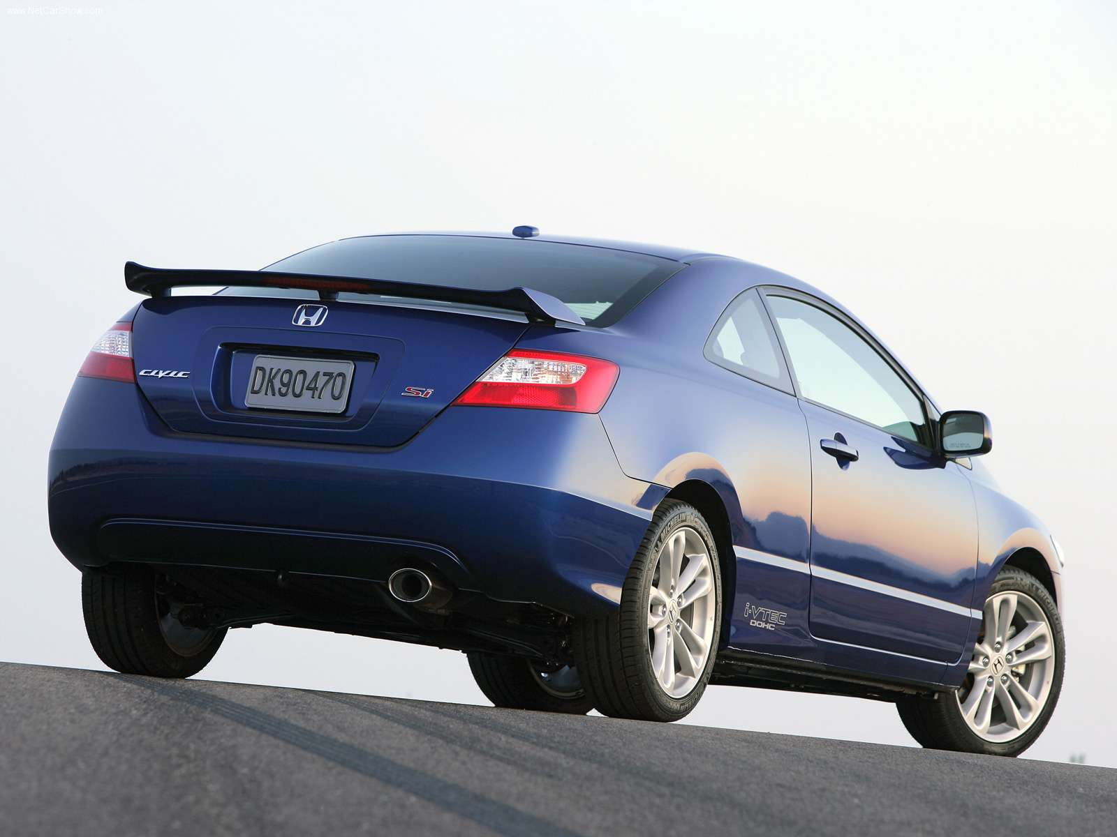 ... Honda Civic Si Coupe 2006 ...