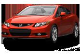 Honda Civic Si Coupe 2012