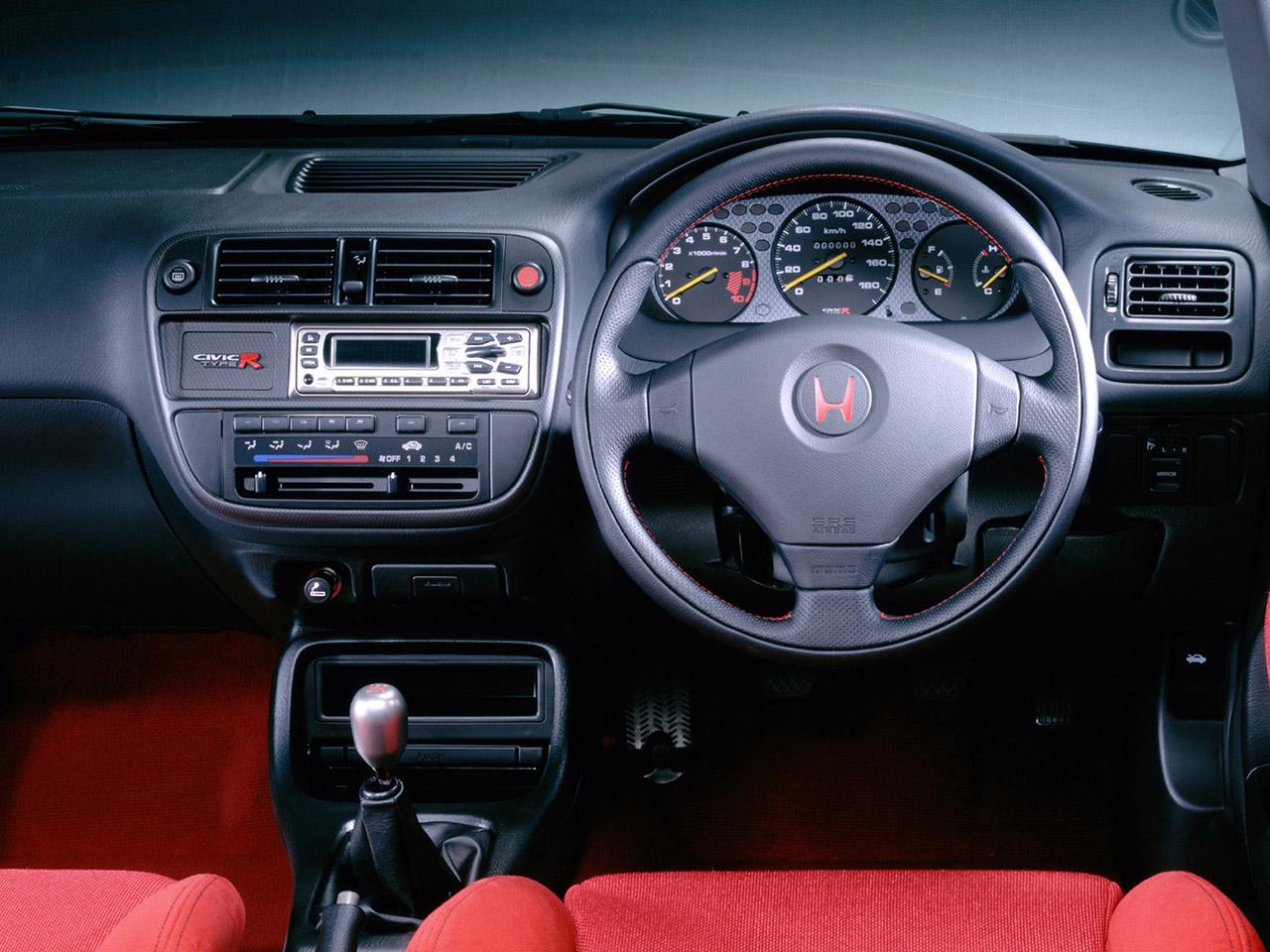 3dtuning Of Honda Civic Type R 3 Door 1997 Unique On Line Car Configurator For