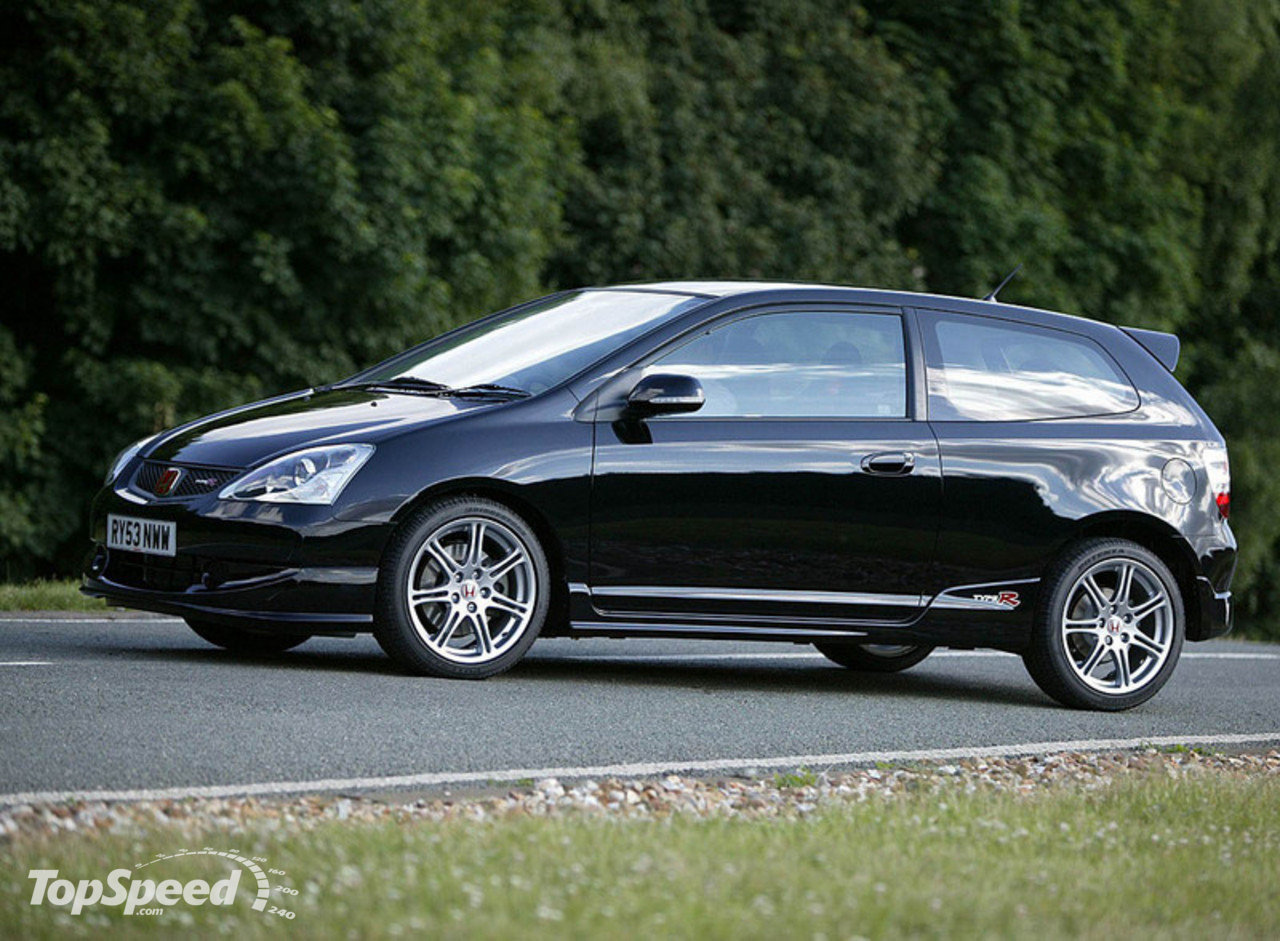 Honda Civic Type-R 3 Door Hatchback 2004