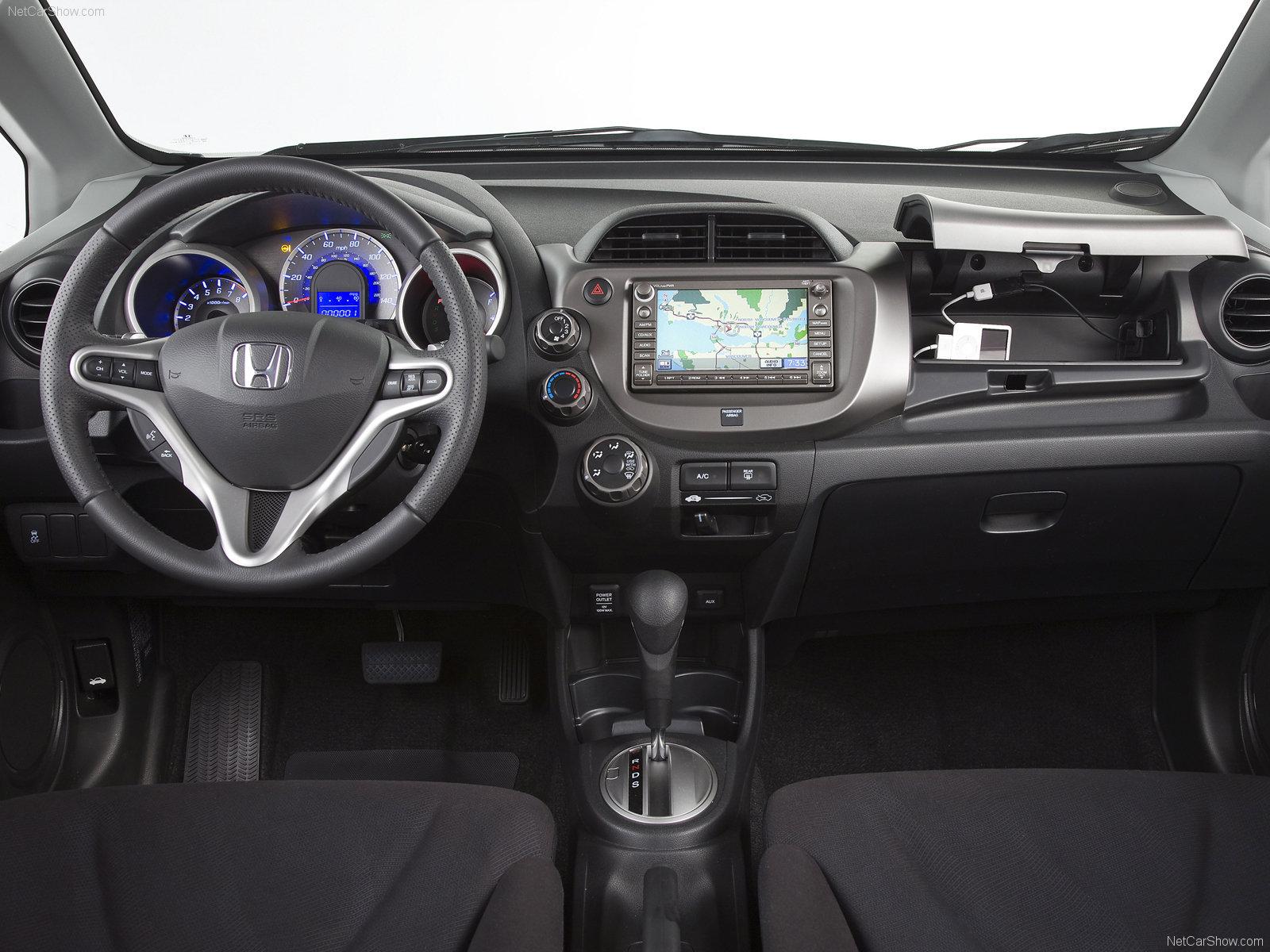 хонда фит 2009 фото