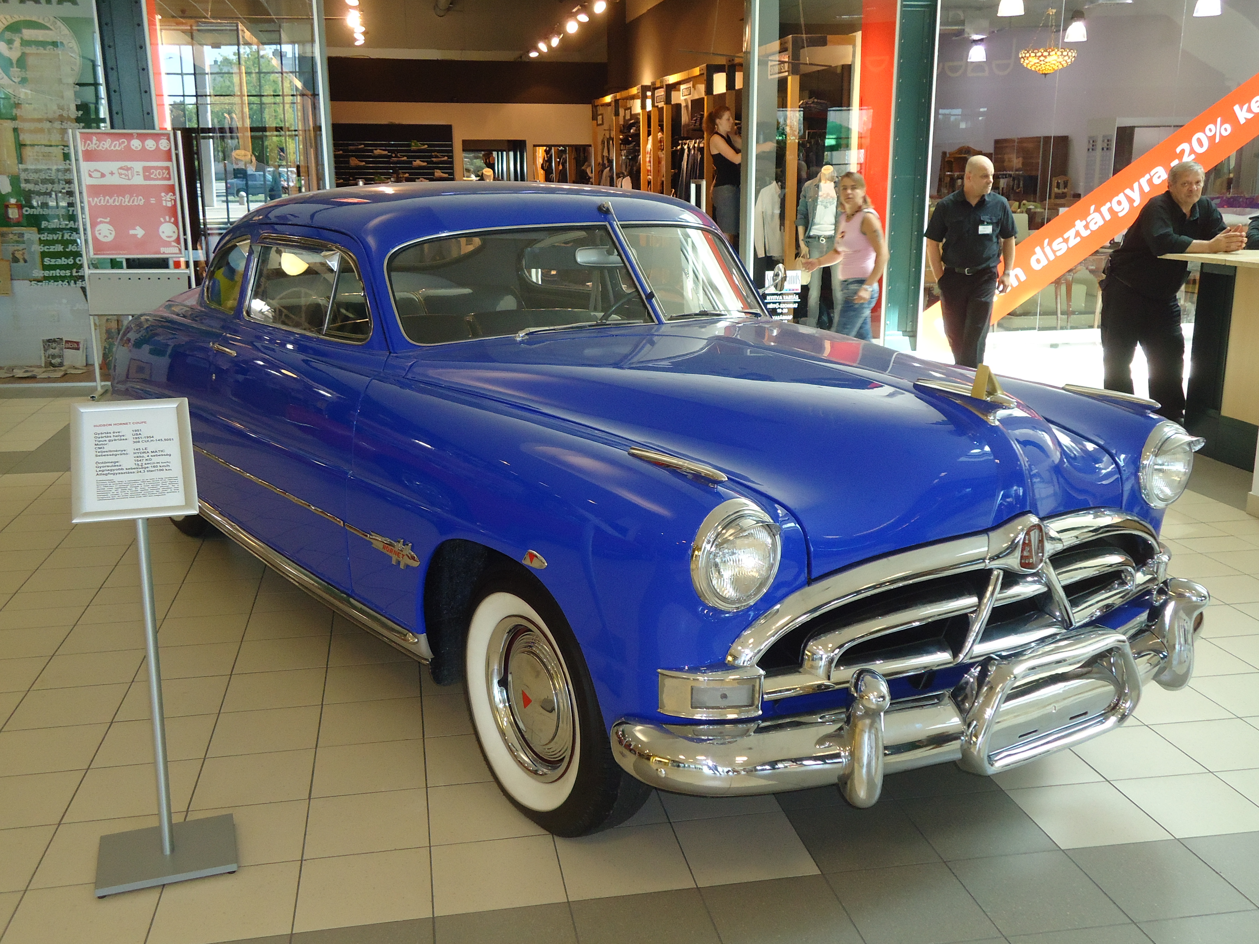 My Perfect Hudson Hornet 3dtuning Probably The Best Car