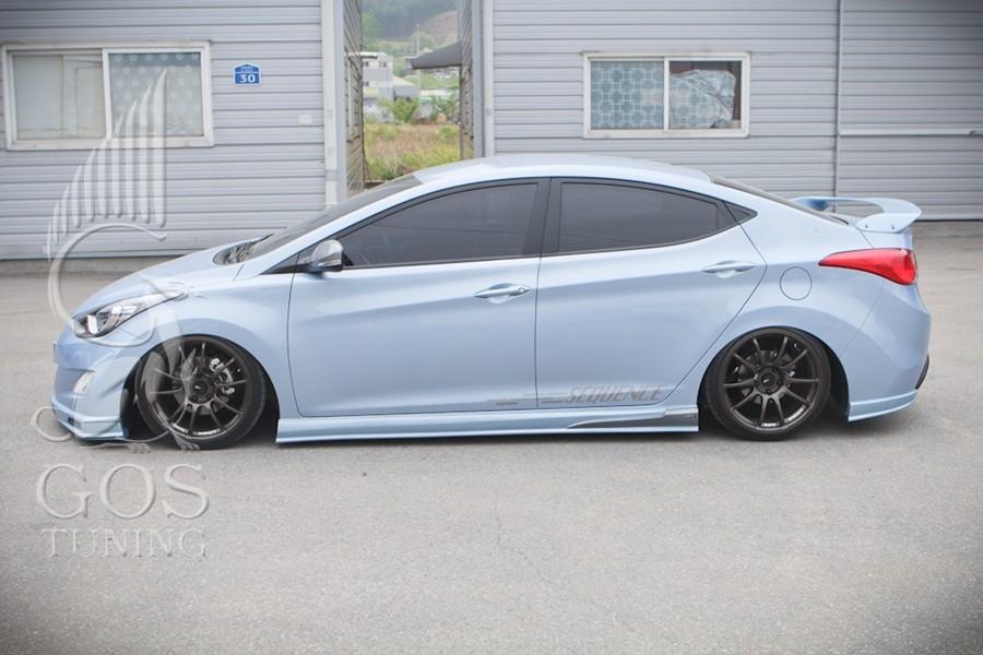 Тюнинг Hyundai Elantra sedan 2011, фото тюнинга Хендай Элантра: http://www.3dtuning.com/ru-RU/tuning/hyundai/elantra/sedan.2011