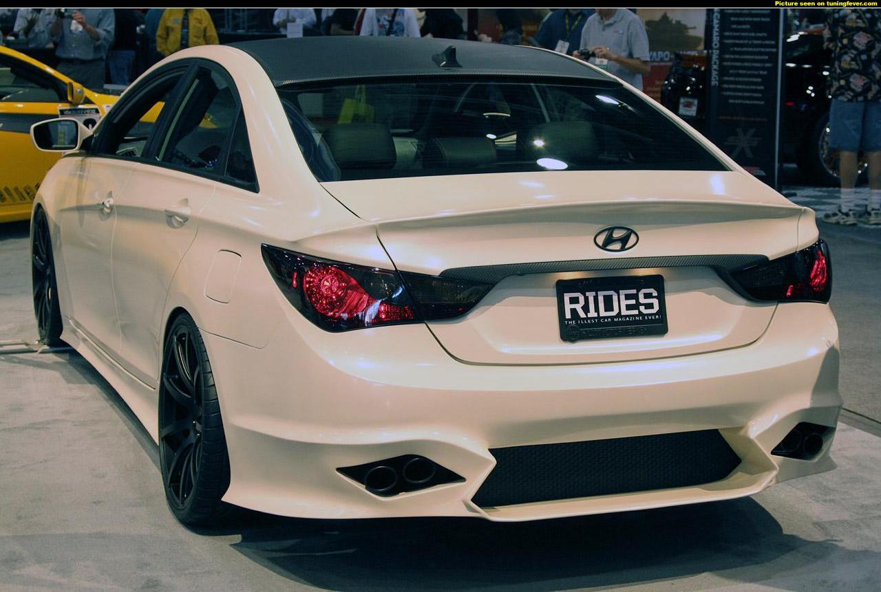 Tuning Hyundai Sonata 2012 Online Accessories And Spare