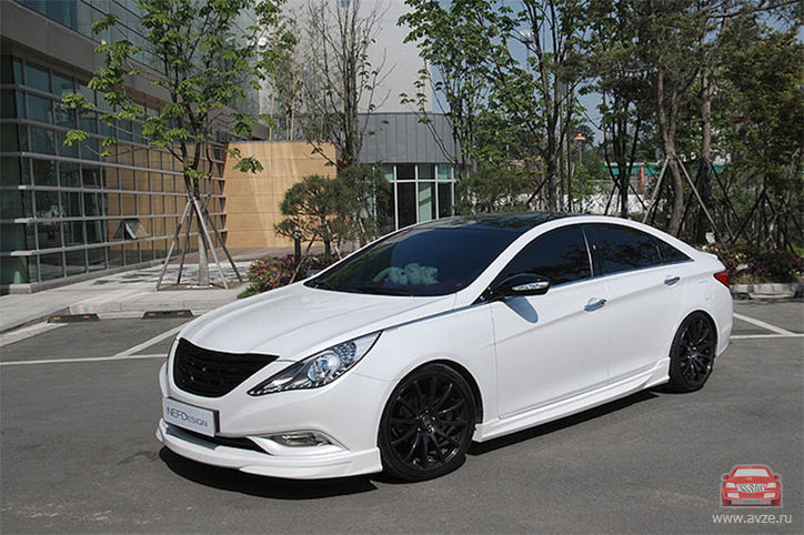 Tuning Hyundai Sonata 2012 online, accessories and spare ...
