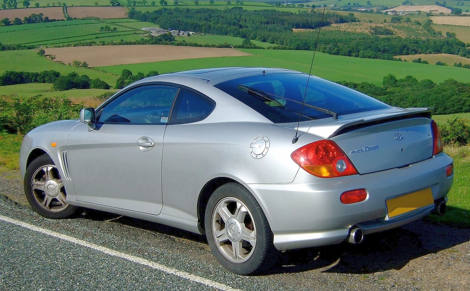 Hyundai Tiburon Car Parts