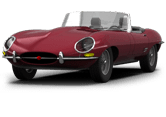 Jaguar E-Type Convertible 1962
