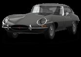 Jaguar E-Type Coupe 1962