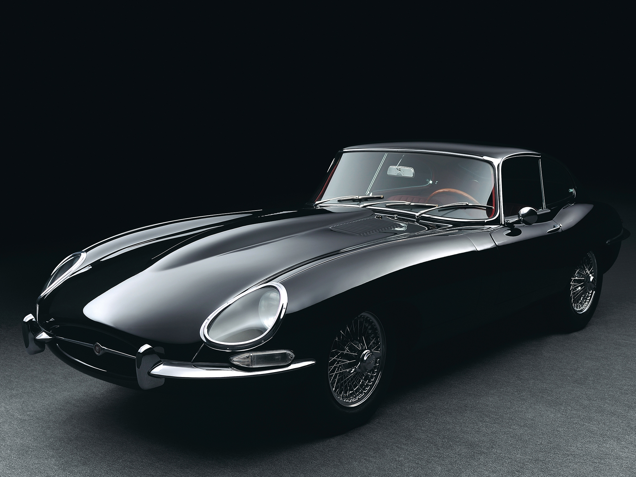 Jaguar E Type Coupe 1962
