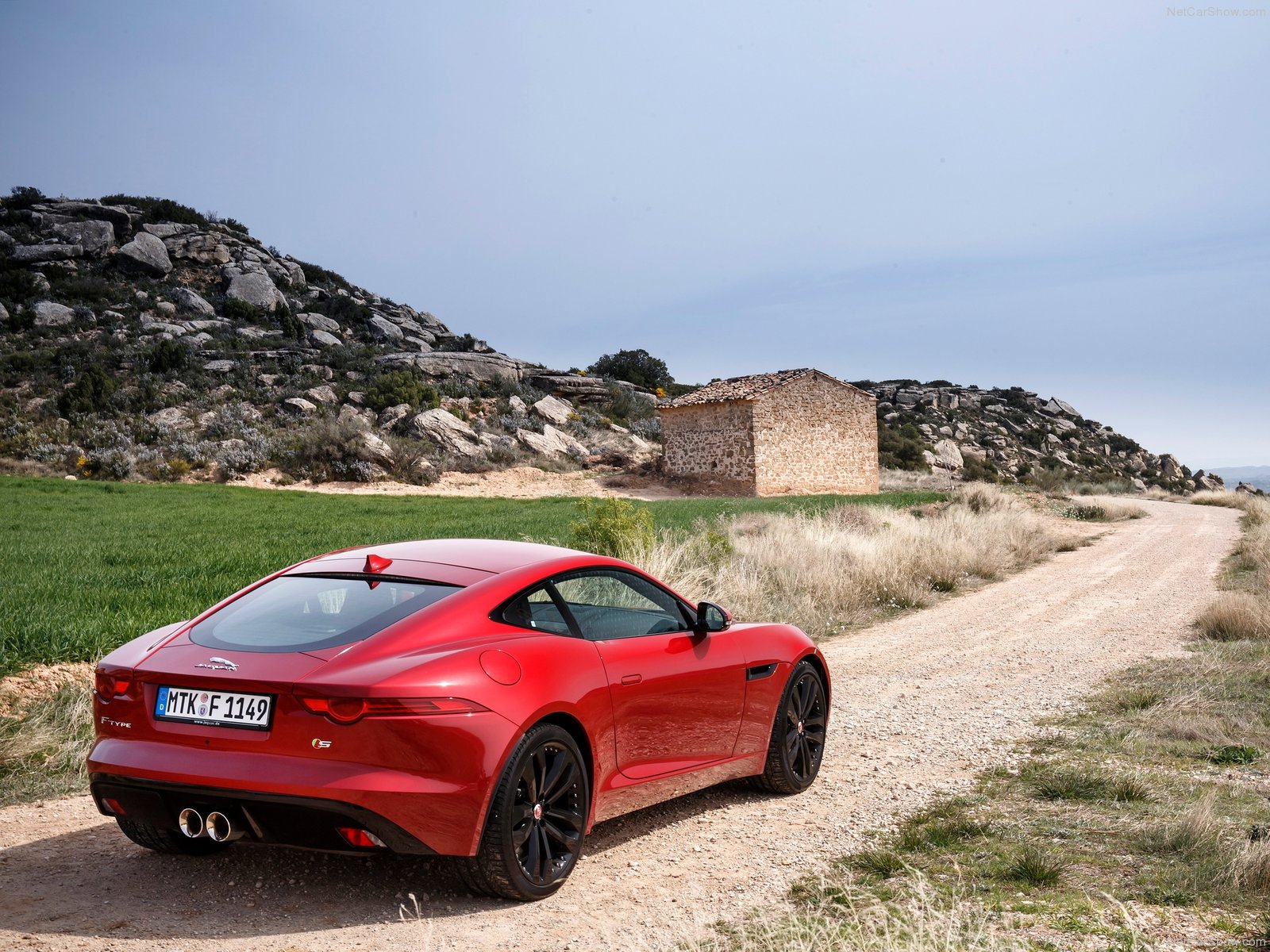 Jaguar F-Type Coupe 2011