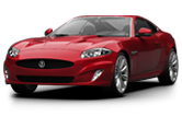Jaguar XK Coupe 2012