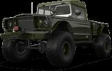 Jeep Kaiser M715 2 Door pickup truck 1968