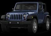 Jeep Wrangler Rubicon Convertible 2013