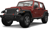 Jeep Wrangler Unlimited JK Rubicon Recon 4 Door SUV 2017