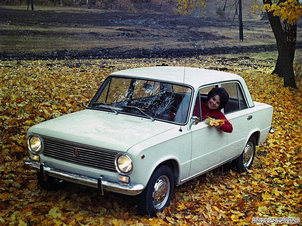... Lada 2101 Sedan 1986 ...