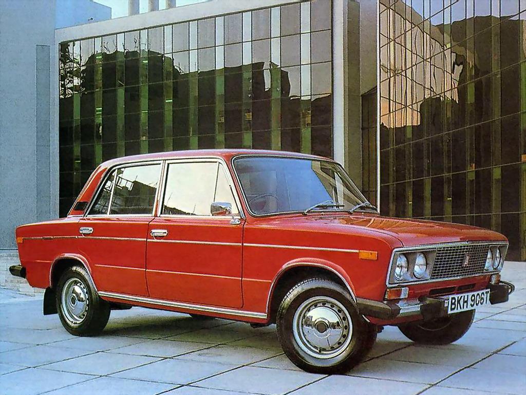 ... Lada 2106 Sedan 1986 ...