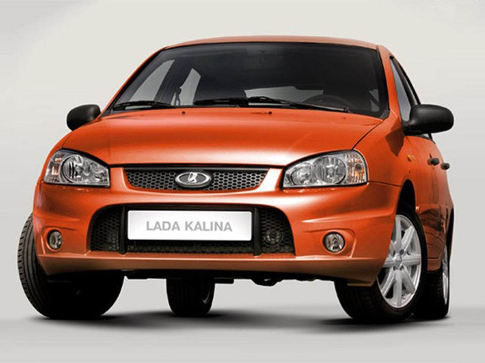 Lada Kalina 1119 5 Door Hatchback 2010
