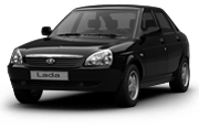 Lada Priora Hatchback 5 Door Hatchback 2007