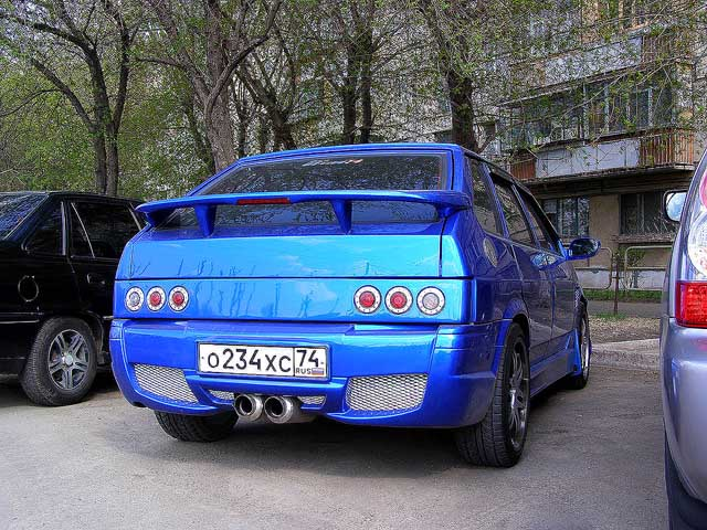My Perfect Lada Samara 2114 3dtuning Probably The Best Car