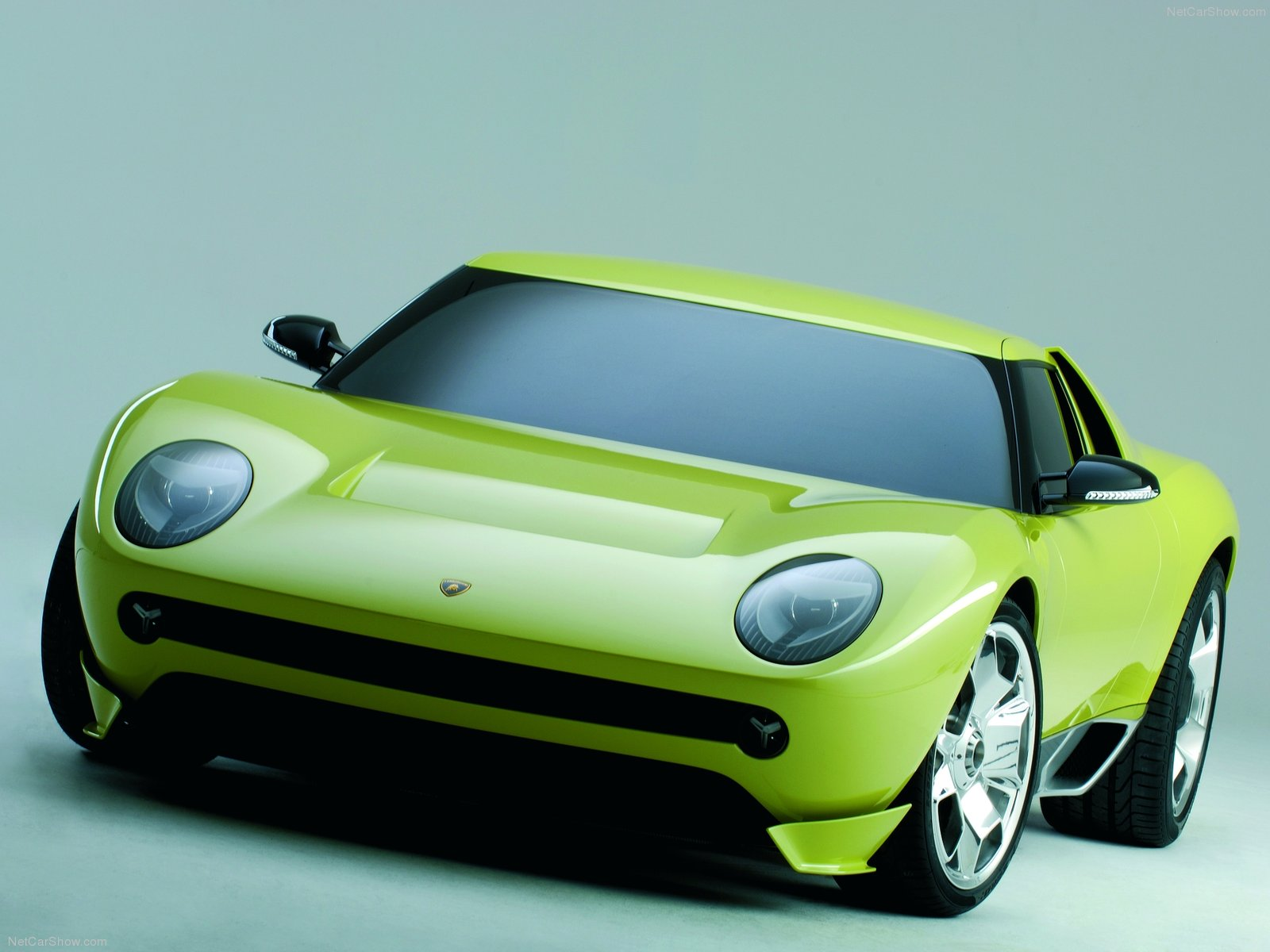 lamborghini miura concept coupe 2006