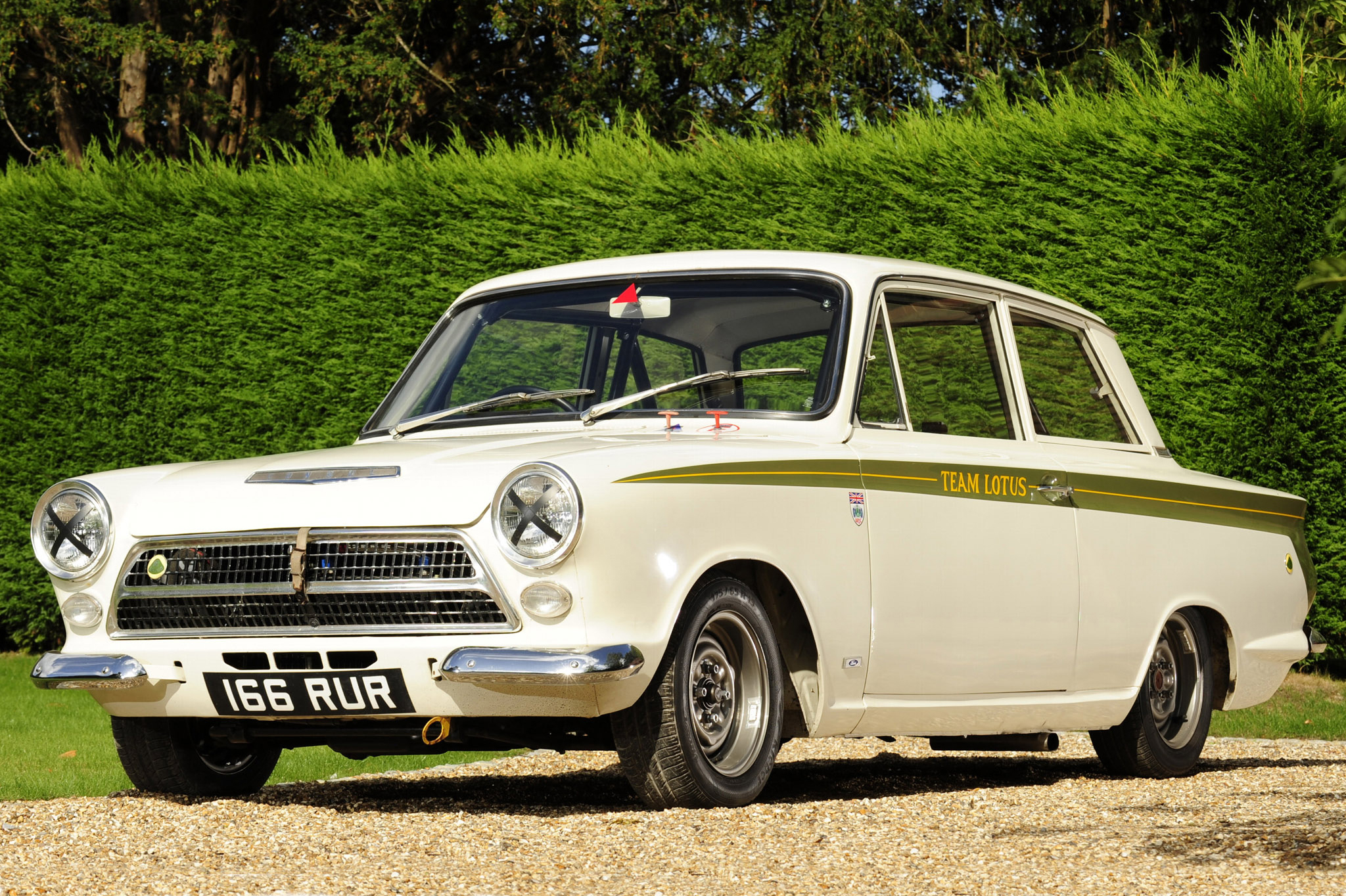 Lotus Cortina Coupe 1966