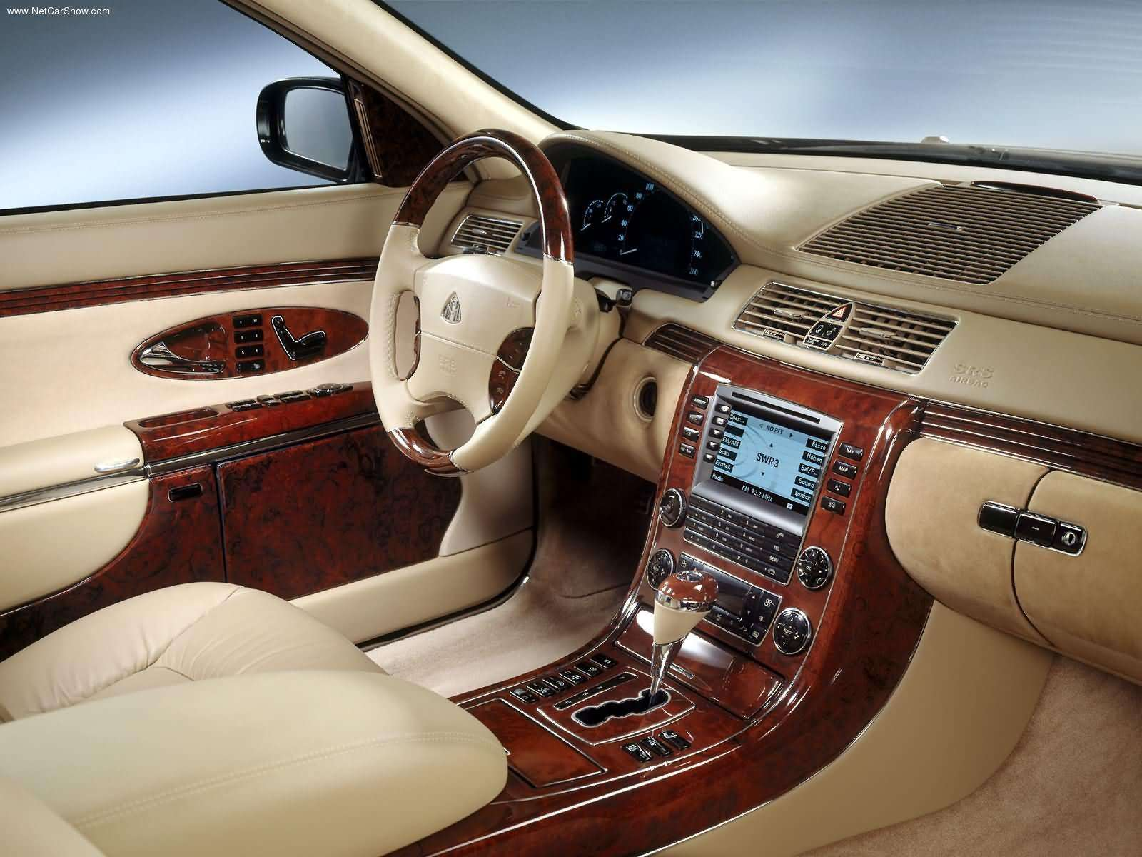 My perfect Maybach 57. 3DTuning - probably the best car ...