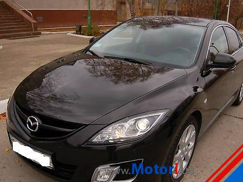 mazda 6 sedan 2011 6 2011. Black Bedroom Furniture Sets. Home Design Ideas