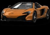 McLaren 650S Spider Coupe 2015