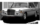 Mercedes 300 Sedan 1972