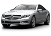 Mercedes CL class Coupe 2010