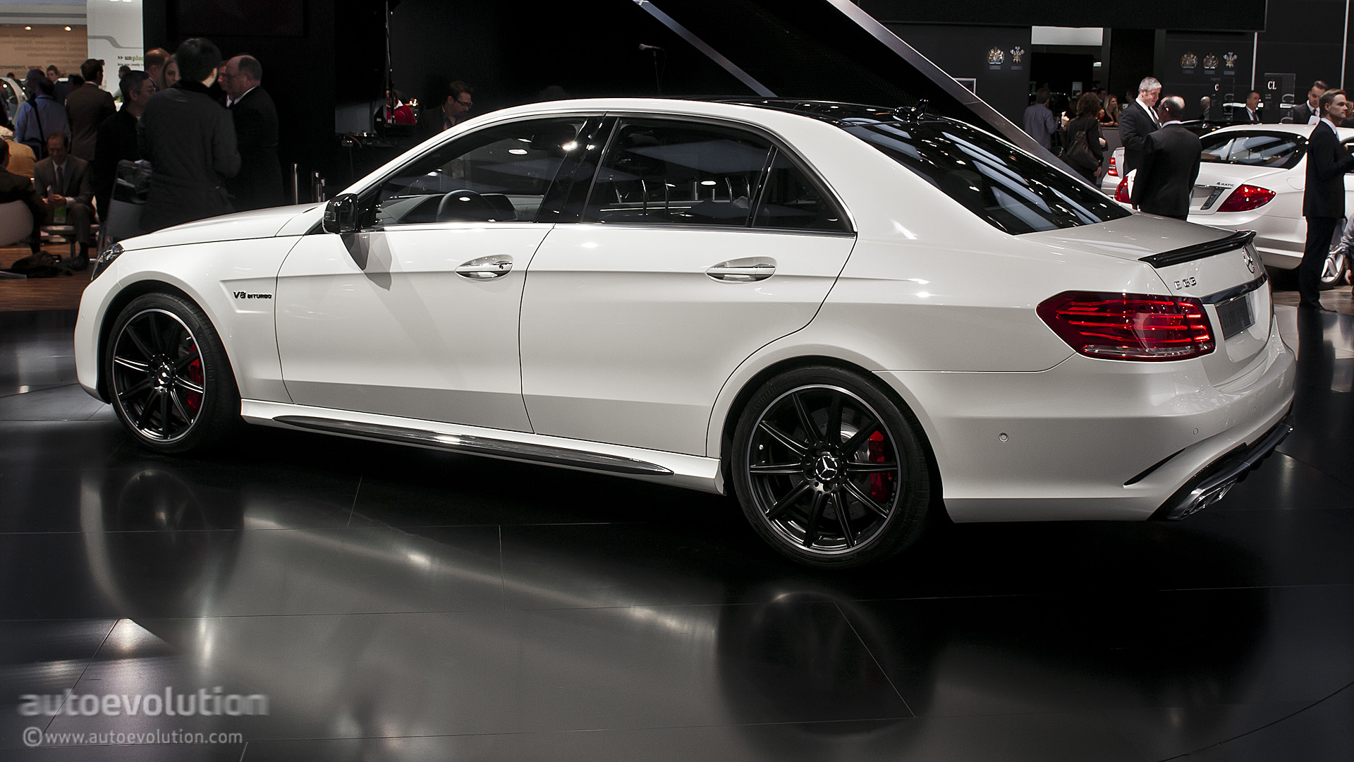 3dtuning Of Mercedes E Class Sedan 2014 3dtuning Com