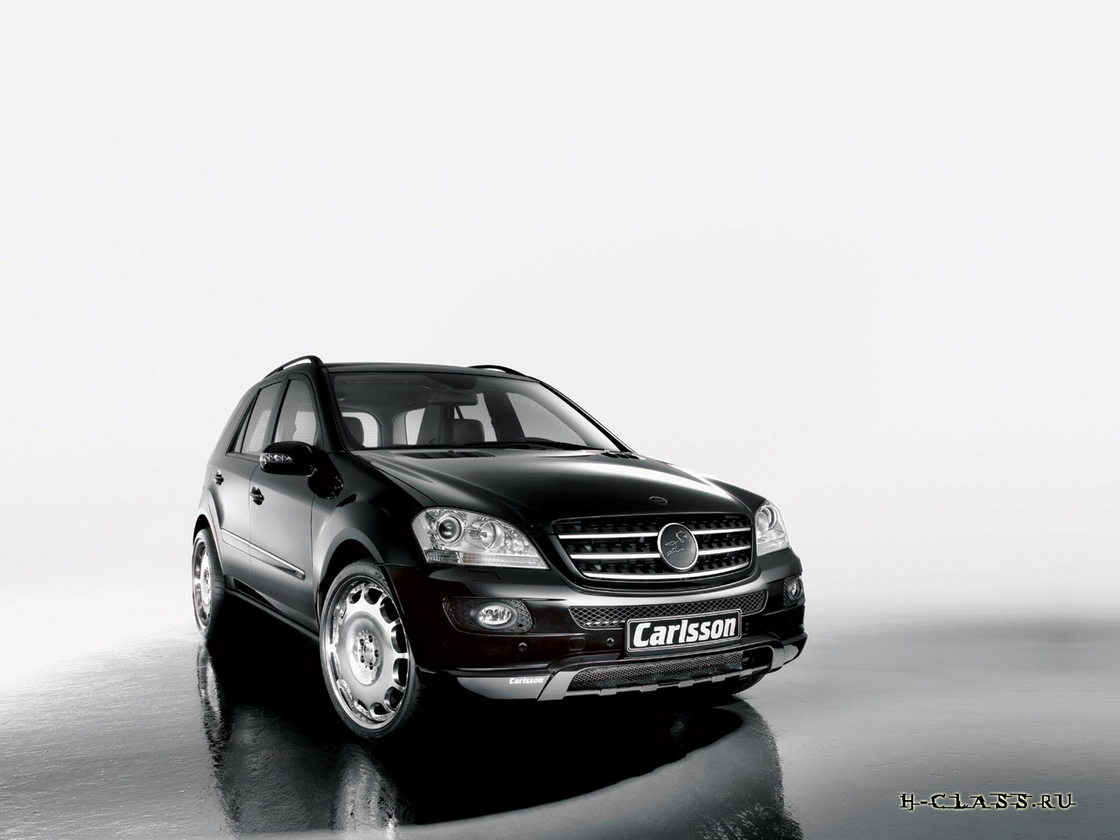 Mercedes ML Crossover 2006
