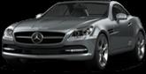 Mercedes SLK class Coupe 2012