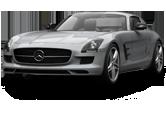 Mercedes SLS AMG Coupe 2010