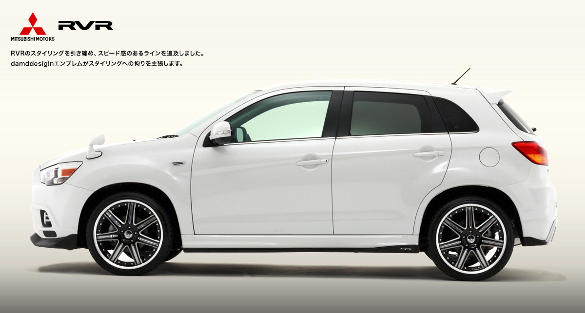 3DTuning of Mitsubishi ASX Crossover 2011 3DTuning.com - unique on-line car configurator for ...