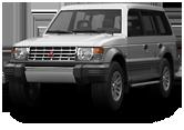 Mitsubishi Pajero SUV 1991