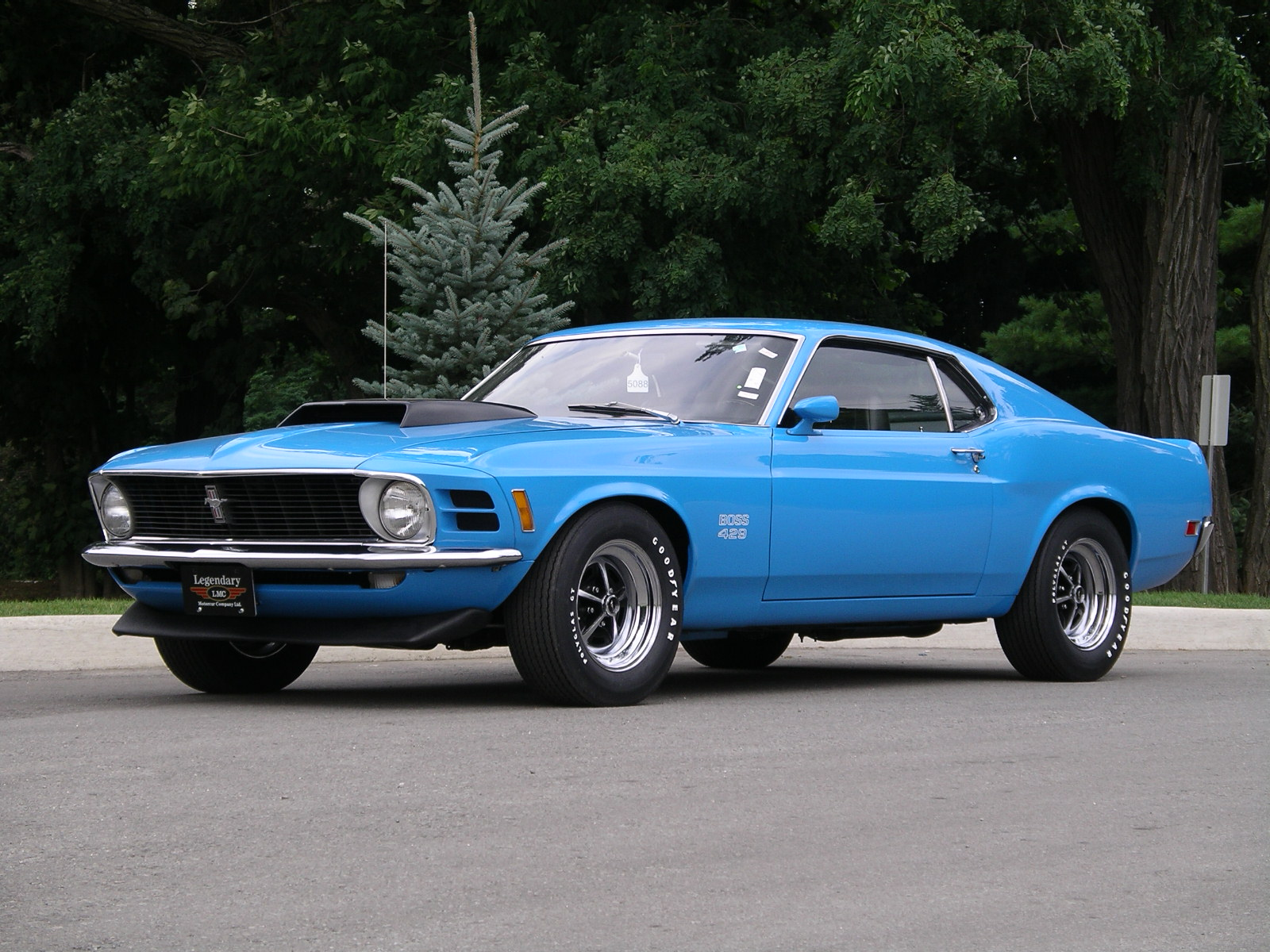 My perfect mustang boss 429 3dtuning probably the best car