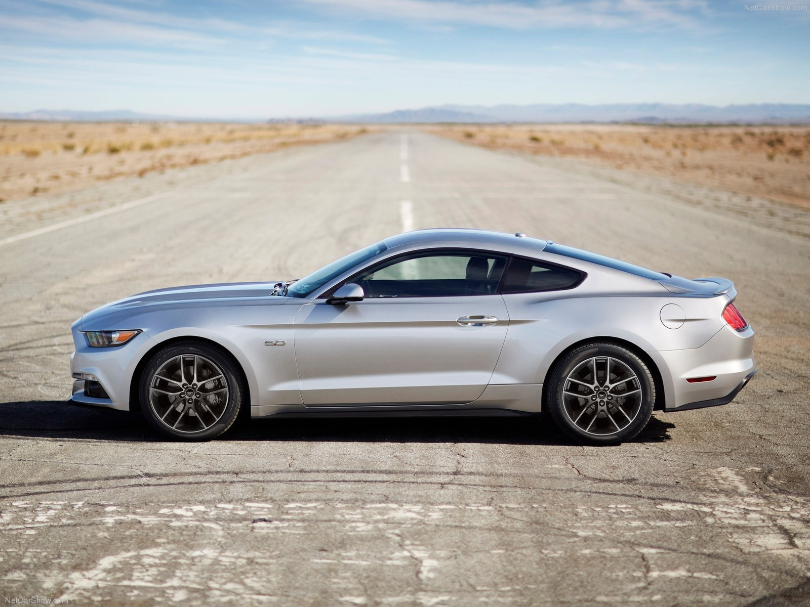Mustang GT 2 Door Coupe 2015