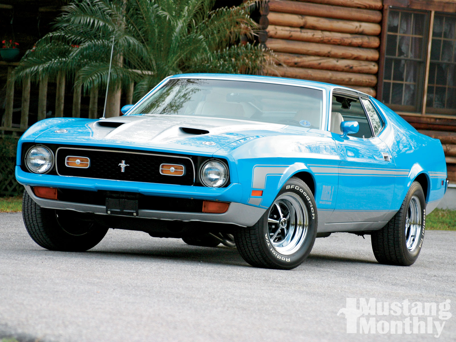 Cl Mustang >> 3DTuning of Mustang Mach 1 Coupe 1971 3DTuning.com ...